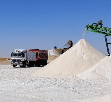 road salt storage