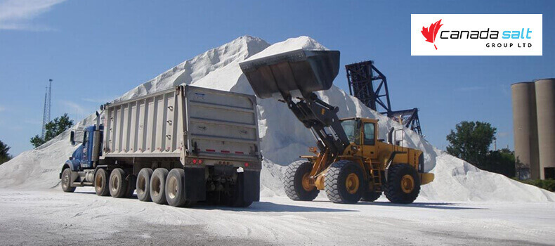 Why Summer Is a Great Time To Order Bulk Road Salt? - Canada