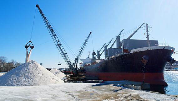 Trusted bulk salt providing company in North America - Canada Salt