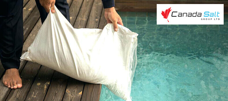 Can I Use Water Softener Salt in My Pool - Canada Salt