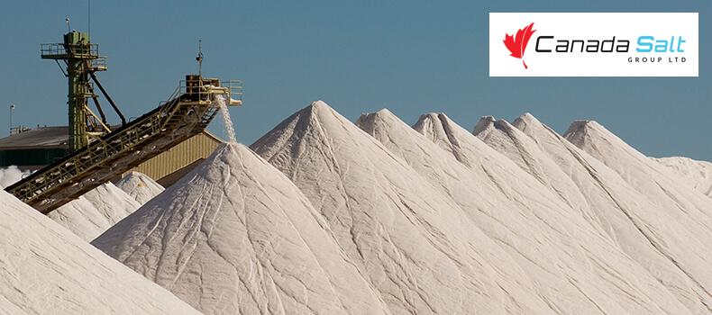 Deicing Salt - Canada Salt