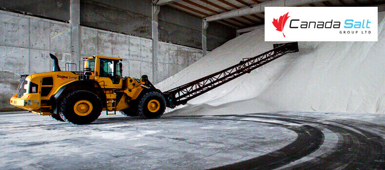 Safety Tips for Road Salt Storage - Canada Salt