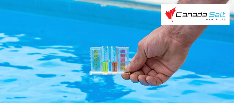 How To Test Salt Water Pools - Canada Salt Group Ltd