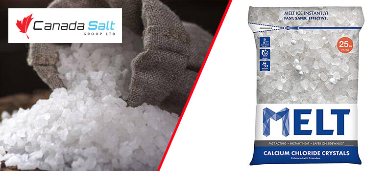 difference between rock salt and ice melt - Canada Salt Group Ltd