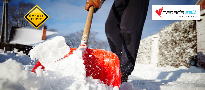 Winter Safety Tips for Work - Canada Salt