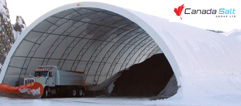 Tips to Choose the Right Salt Storage Site
