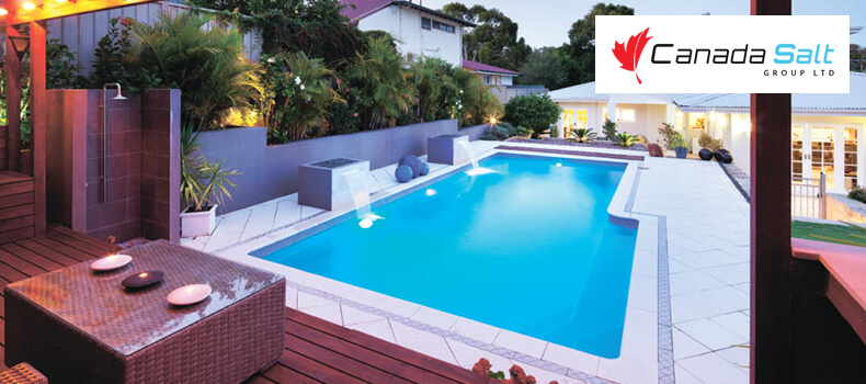 How to Maintain a Salt Water Pool - Canada Salt