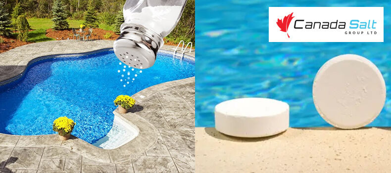 Is Salt Water Pool Better than a Chlorine Pool - Canada Salt
