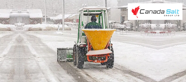 How to Bid Commercial Snow Removal - Canada Salt