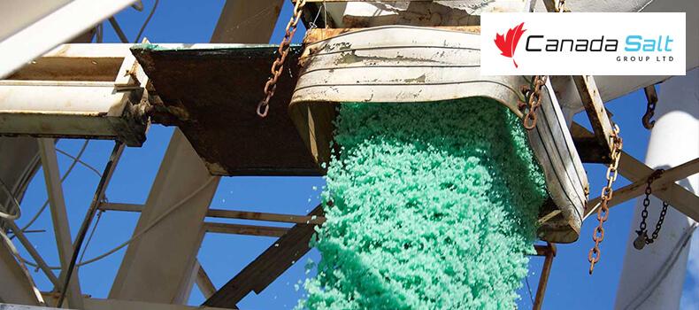 How to Pre Treat Bulk Salt - Canada Salt