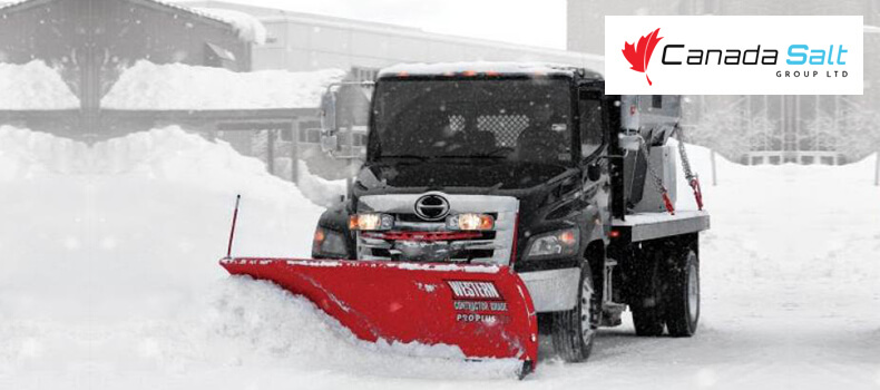 How to Get Snow Removal Contracts - Canada Salt