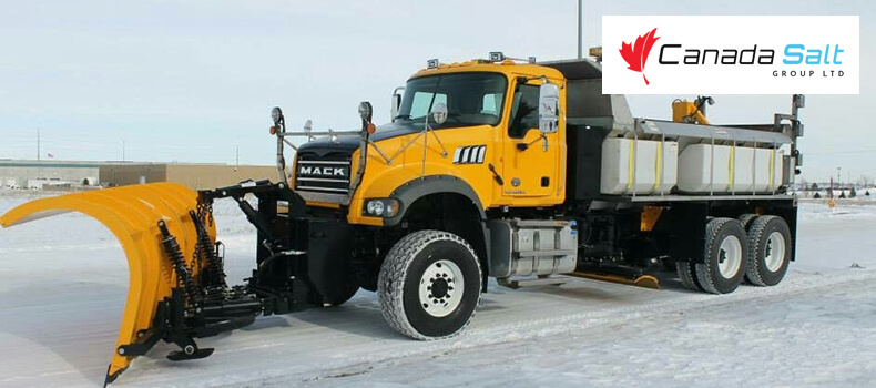 What Makes A Good Plow Truck - Canada Salt