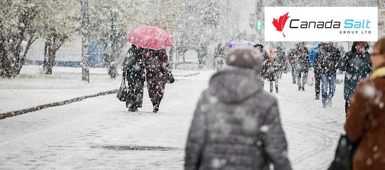 Winter 2021 Predictions Canada - Canada Salt