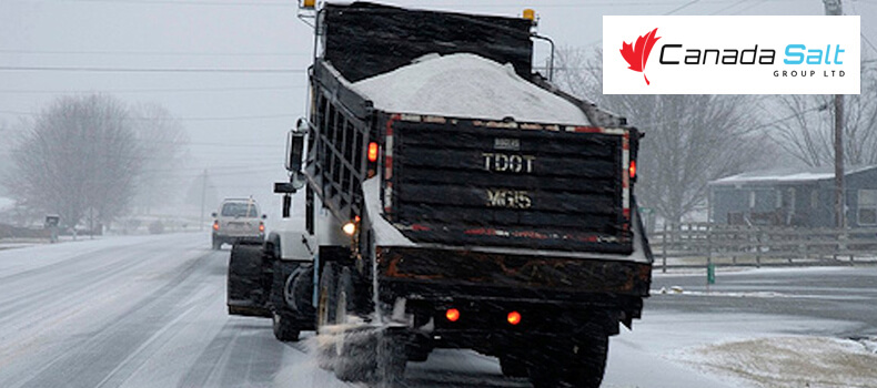 Road Salt Use In Canada