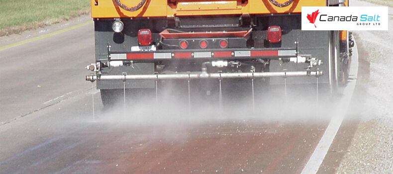 What is Road Salt Brine - Canada Salt Group Ltd
