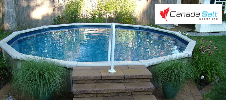 How To Install Salt System For Above Ground Pool - Canada Salt Group Ltd