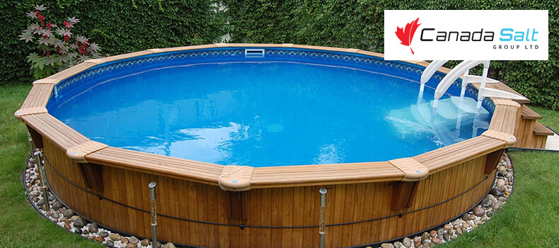 What Sizes Are Above-Ground Pools - Canada salt group ltd