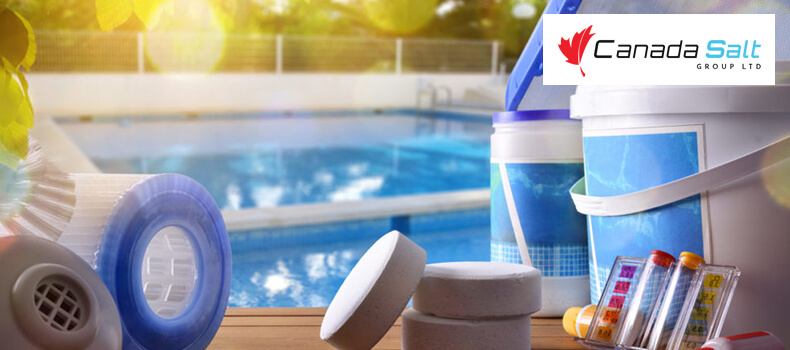 What Are Pool Chemicals - Canada Salt
