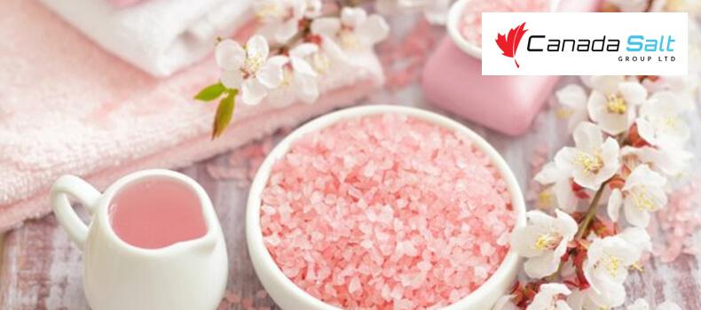 Different Types of Bath Salts - Canada Salt