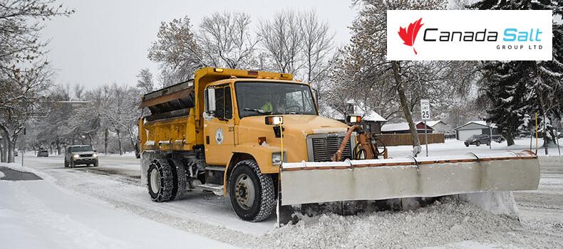 Road Salt Best Management Practices - Canada Salt Group Ltd