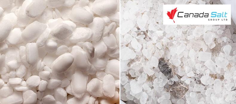 Softener Salt Vs. Sidewalk Salt What is the Difference